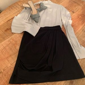 Alice + Olivia Black Skirt!!!